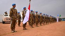 Surat Dari Darfur, Peringatan UN Peacekeepers Day