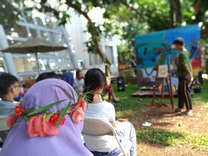 Belajar Bersama Maestro di Studiohanafi: Pengelolaan Seni Dalam Alur Penciptaan dan Produksi