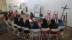 Belajar Bersama Maestro di Studiohanafi: Mengenal Seni Lebih Dekat