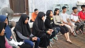 Belajar Bersama Maestro di Studiohanafi: Merealisasikan Gambaran Pada Karya