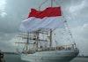 Usung Diplomasi Maritim, KRI Bimasuci Disambut Hangat di Manila, Filipina