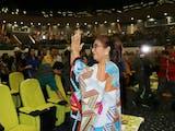 Menteri Susi Terima Gelar Kehormatan Dayak Kenyah