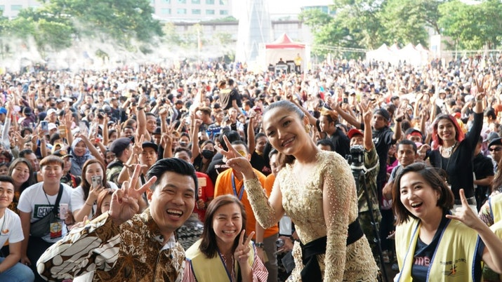 Festival Budaya Nusantara 2018: Event Tahunan di Taiwan Bernuansa Indonesia