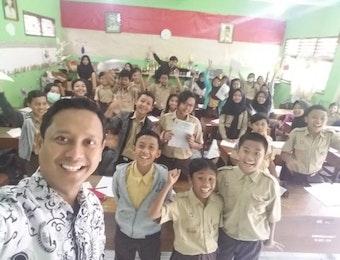 Profil PNS Inspiratif 2018: Akhmad Ritaudin, Kombinasi Edukasi dan Komedi