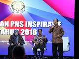 Gambar sampul Profil PNS Inspiratif 2018: Sutopo Purwo Nugroho, Suara Terpercaya di Info Bencana