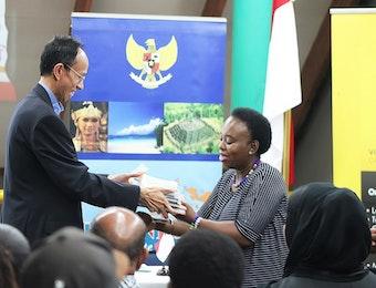Indonesia Ajari Afsel Kembangkan UMKM