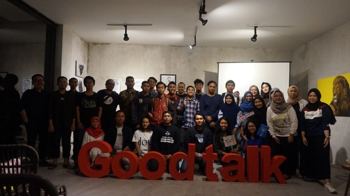 Wanderlust Indonesia - GoodTalk Offline Session Vol.1 (Part 2)