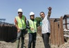 Berikut Rincian Pembangunan Sistem Drainase Jalan Surabaya Barat