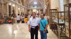 Cerita dari Mesir: Bicara Keras Tanpa Dendam