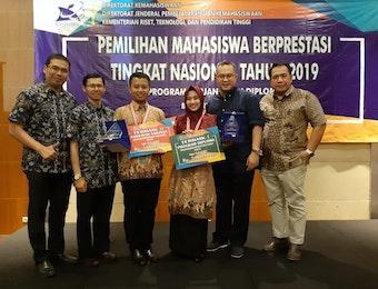 IPB University Sabet Tiga Kemenangan di Pemilihan Mahasiswa Berprestasi Nasional 2019