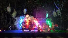 Kenalkan Konsep Pemukiman Tradisional Madura Lewat Festival Tanean Lanjhang