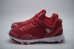Sambut Hari Merdeka, Sepatu Basket Dalam Negeri Rilis Edisi Merah-Putih