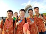 Pelajar Indonesia Raih Emas di Olimpiade Informatika Internasional