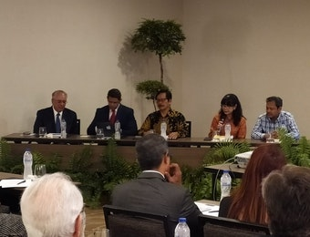 Tingkatkan Hubungan Dagang, KBRI Havana Gelar 'Business Meeting' di Republik Dominika