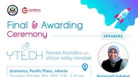 Detik-detik Pengumuman Penghargaan Kunjungan ke Silicon Valley