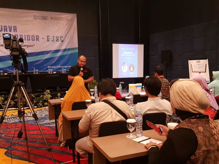 BAKORWIL III Malang Adakan Workshop Produk Ramah Lingkungan di Sidoarjo