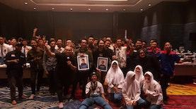 Imbangi Perkembangan Media Informasi, BAKORWIL Malang Adakan Workshop Videografi
