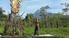 33 Patung JSSP#3 Menghiasi Ruang Publik Yogyakarta