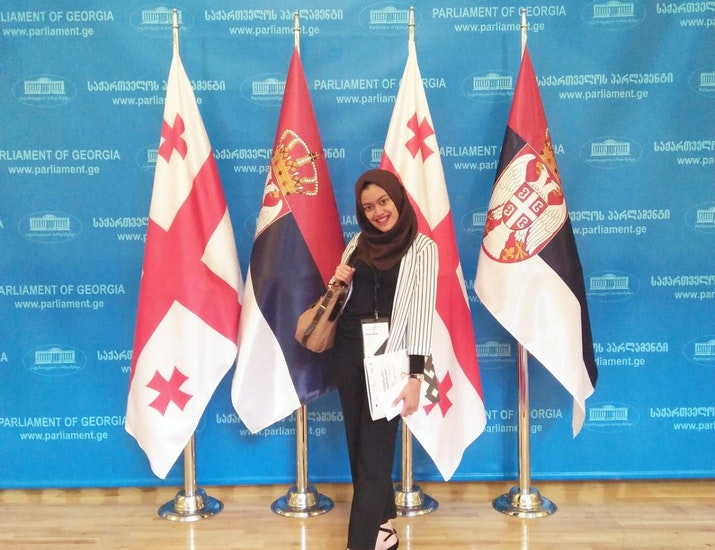 Gadis Berprestasi Diaspora Indonesia di Turki