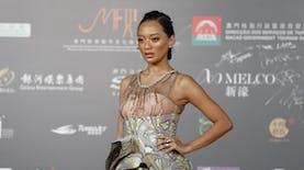 Bersanding dengan Aktris Asia lainnya, Asmara Abigail Raih Penghargaan di Macao