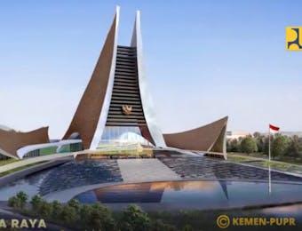 Nagara Rimba Nusa, Pemenang Sayembara Konsep Desain Ibu Kota Baru