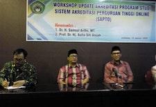 Tingkatkan Kualitas Pendidikan, Undar Gelar Workshop Akreditasi Berbasis Sapto