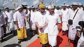 Perkuat Adat dan Budaya Bali Pelindo III Resmikan Tempat Upacara Melasti di Kawasan Pelabuhan Benoa