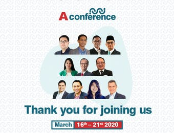 Terobosan Digital, A Conference Sukses Dilaksanakan