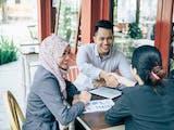 Gambar sampul Indonesia dalam Bingkai Kemudahan Berbisnis versi The World Bank's Doing Business 2020