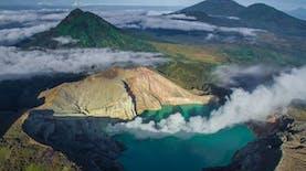 Pesona 5 Gunung Indonesia yang Mendunia