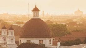 Little Netherland, Sesekali Cobalah Untuk Menginap di Kota Lama Semarang