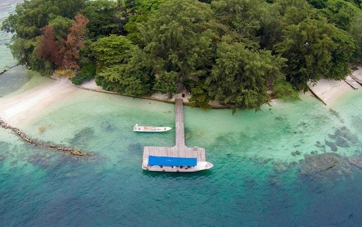 Berbagai Pulau Terindah di Kepulauan Seribu