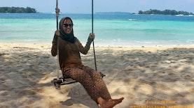Pulau Seribu Memiliki Pantai Pasir Putih Dan Air Laut Yang Jernih