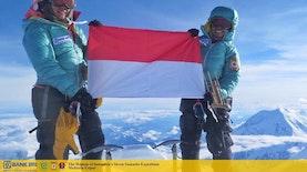 Puncak Keenam Seven Summits Berhasil Ditapaki Dua Mahasiswi UNPAR