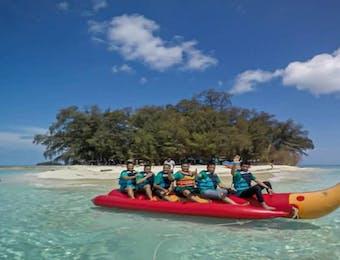 Pulau Seribu Catat Kunjungan Sekitar 2 Juta Wisatawan