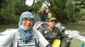 Dedikasikan Diri Konservasi Orang Utan, Peneliti Indonesia Masuk Nominasi Penghargaan Tingkat Dunia. Selamat!
