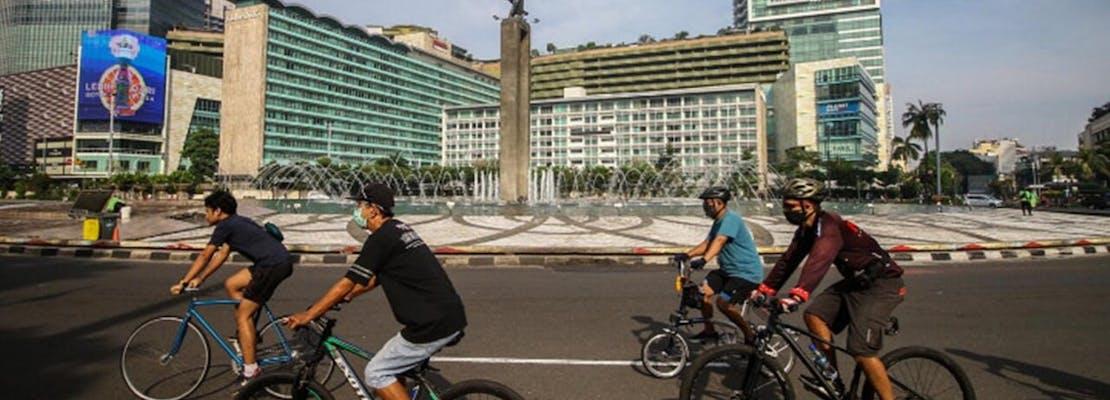 Gambar sampul Jakarta Tempati Peringkat Ke-4 Kota Paling Sehat di Asia