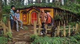 Wow, Kini Anda Bisa Menemui Desa Hunian Para Hobbit di Purbalingga!