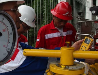 Wow ! Kota Ini Akan Memiliki Jaringan Gas Terbesar di Indonesia
