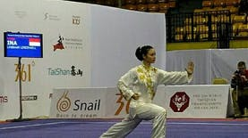 Kontingen Wushu Indonesia Raih Tiga Medali dari Polandia