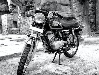7 Koleksi Motor Antik Museum Transportasi