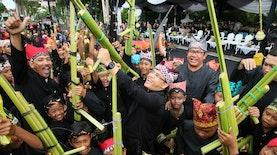 Nostalgia Permainan Tradisional Melalui Festival Memengan di Banyuwangi
