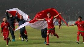 Dua Gol Pemain Indonesia Terpilih Dalam Deretan Gol Terbaik Asian Cup 1996