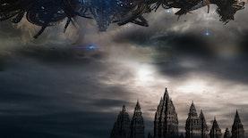 Menahan Gempuran Alien yang Menyerbu Yogyakarta