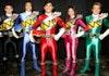 Yoshi Sudarso, Power Ranger Biru Asal Indonesia
