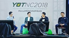 Menggapai Inspirasi tanpa Henti di Young on Top National Conference 2018!