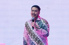 Optimisme Pandji, Indonesia akan Dikenal Dunia Lewat Karya