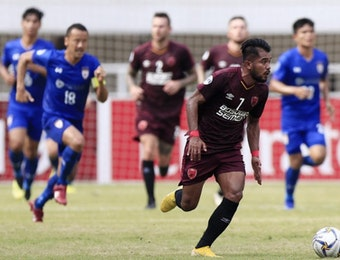 Piala AFC 2019: Hujan Gol di Kota Hujan