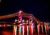 Cantiknya 5 Jembatan Indonesia Saat Malam Hari