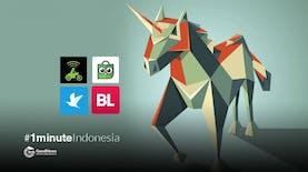"""4 Startup """"Unicorn"""" dari Indonesia"""